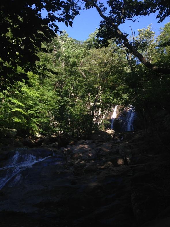 White Oak falls